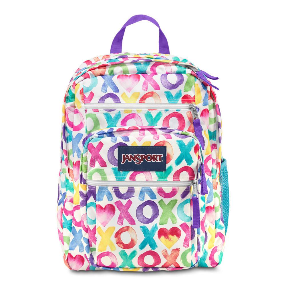 JANSPORT Big Student Backpack - MULTI OXO