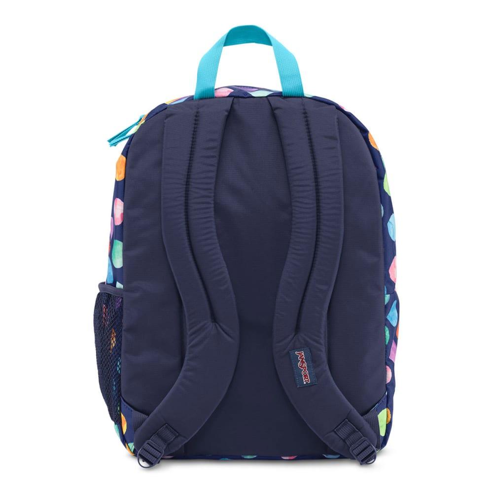 JANSPORT Big Student Backpack - MULTI WATERCOLOR