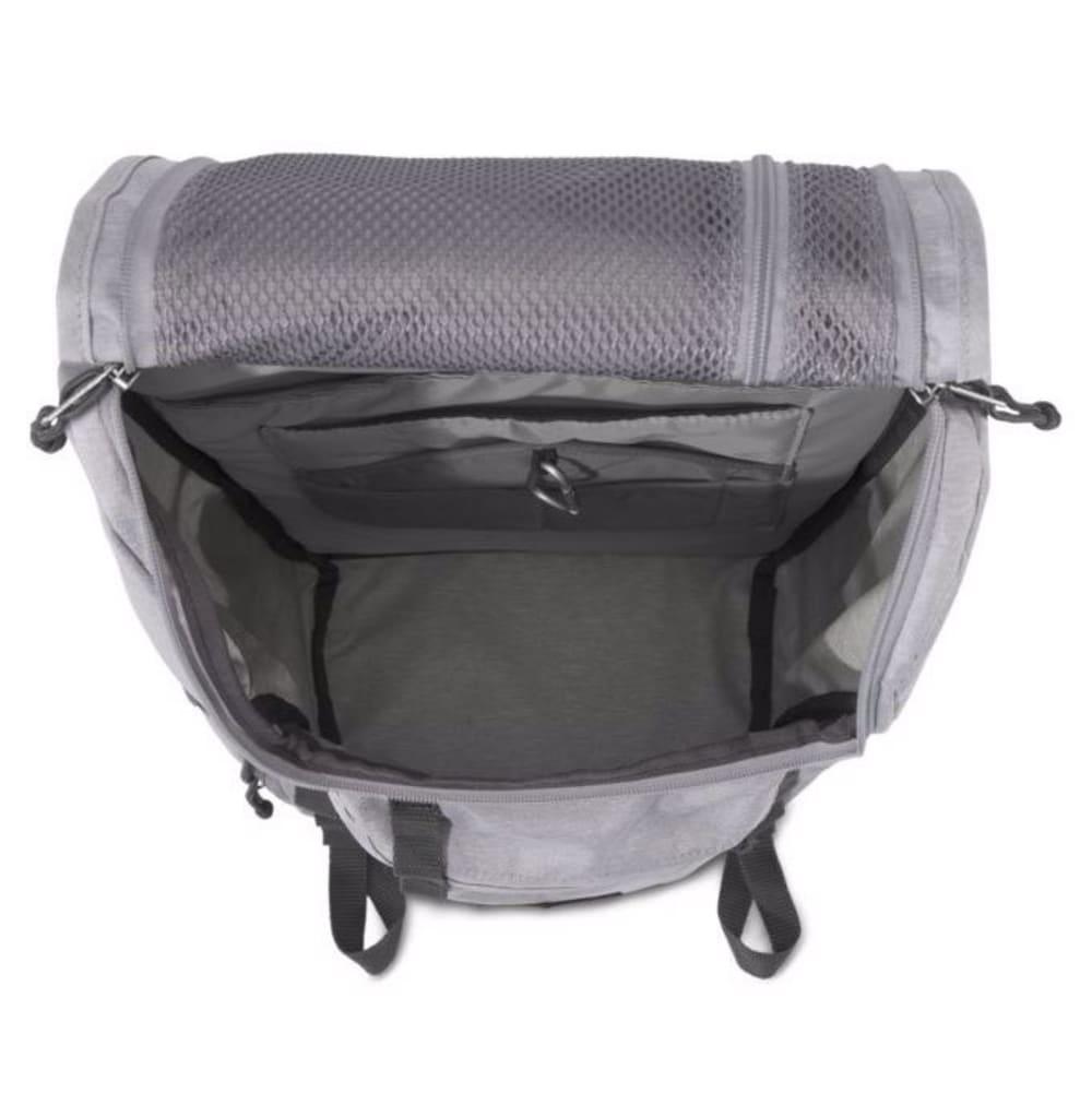 JANSPORT Hatchet Top Loader Backpack - GREY HTR POLY 3F6