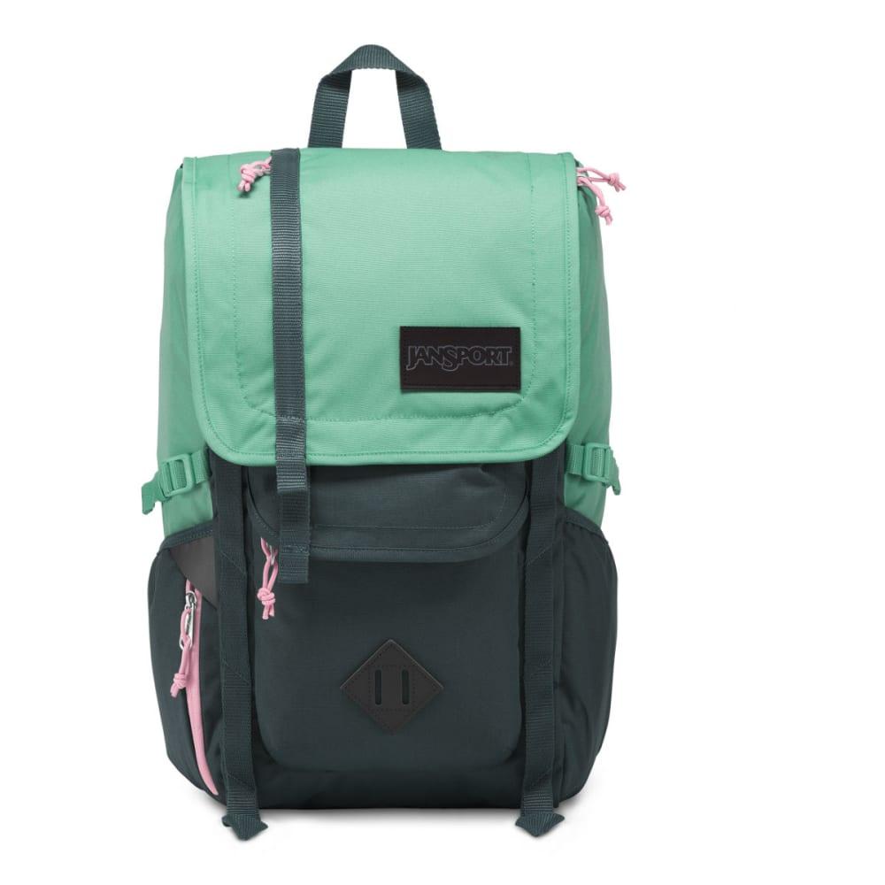 JANSPORT Hatchet Top Loader Backpack - 51Y-CASCADE/DARKSLAT