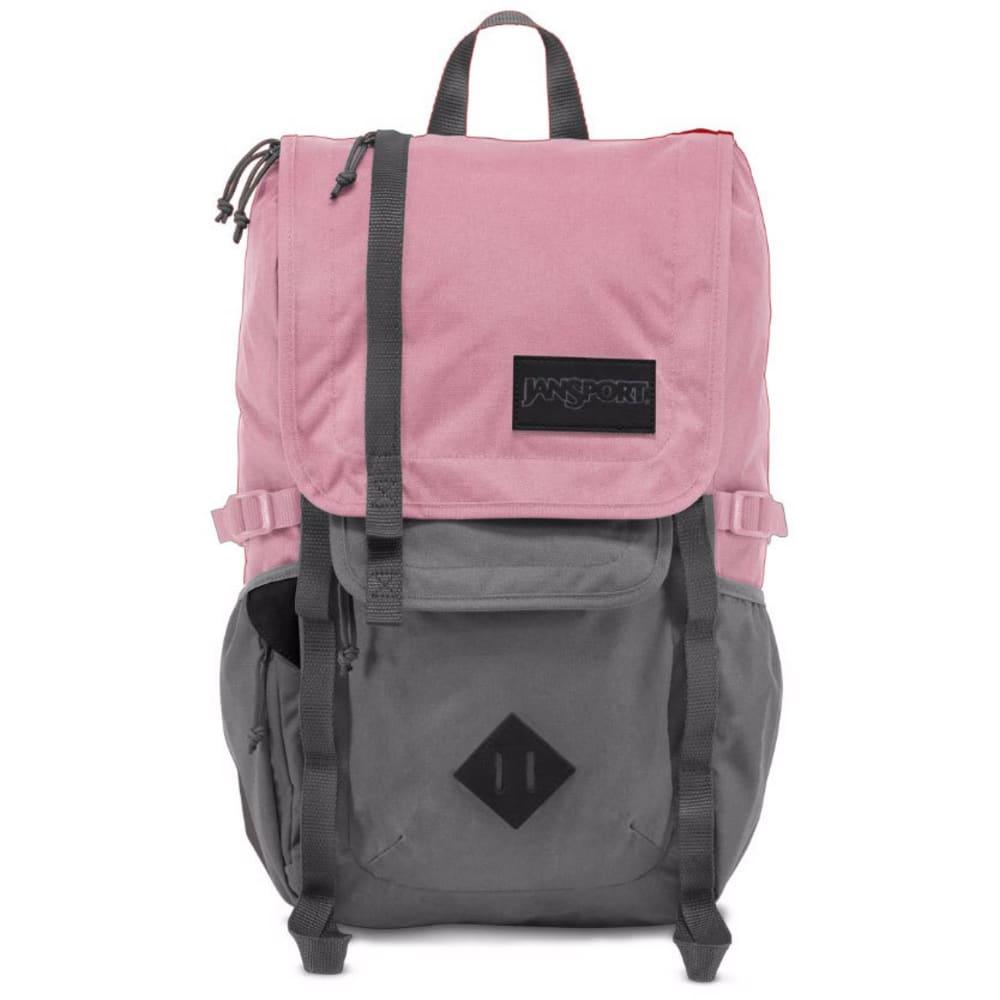 JANSPORT Hatchet Top Loader Backpack - VINTAGE PINK 31G