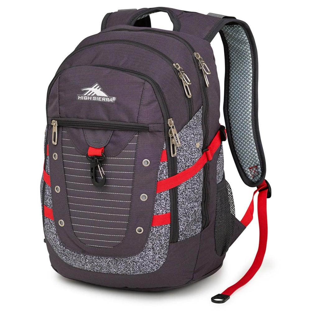 HIGH SIERRA Tactic Backpack - MERCURY/SILVER