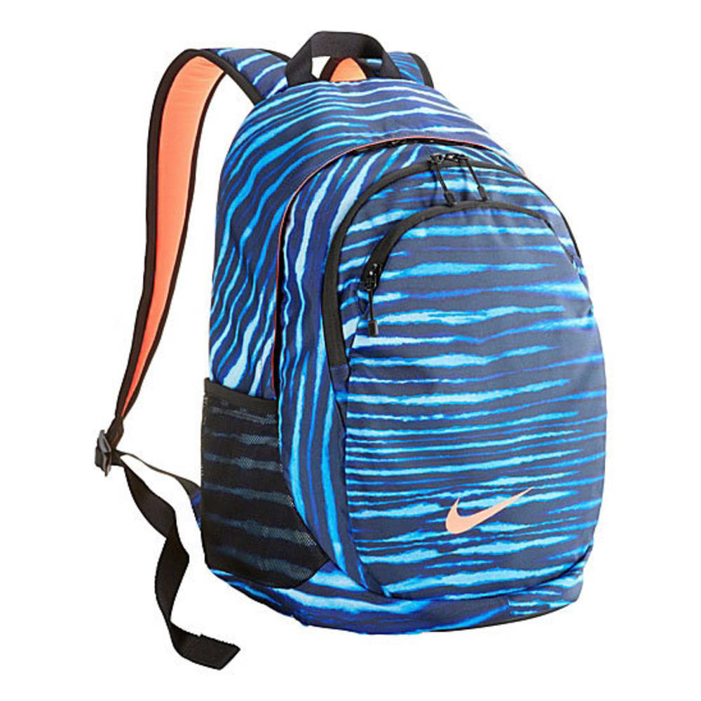 NIKE Printed Legend Backpack - ROYAL BLUE