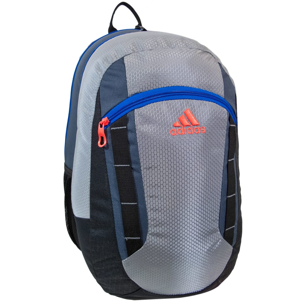 ADIDAS Excel Backpack - GREY/POWER BLUE
