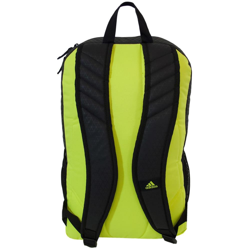 ADIDAS Rumble Backpack - BLACK/SOLAR YELLOW
