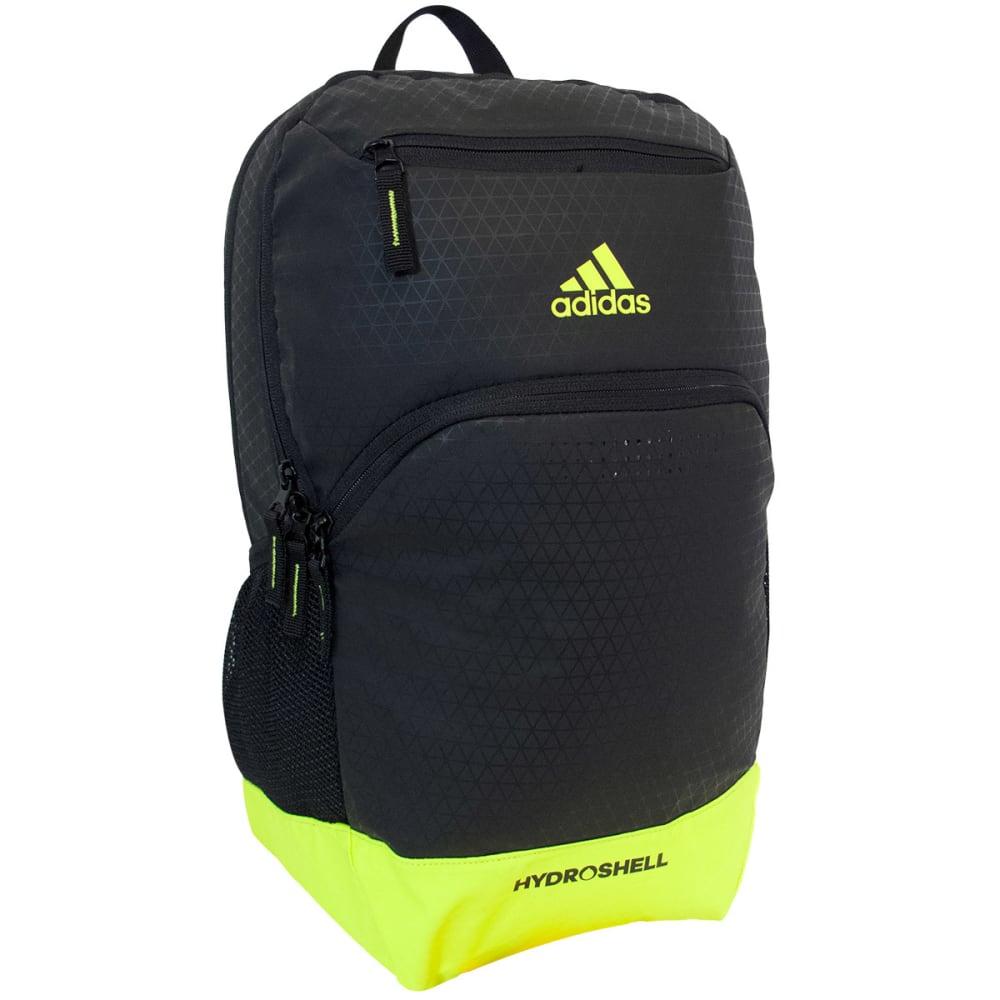 ADIDAS Rumble Backpack - BLACK/SOLAR YELLOW