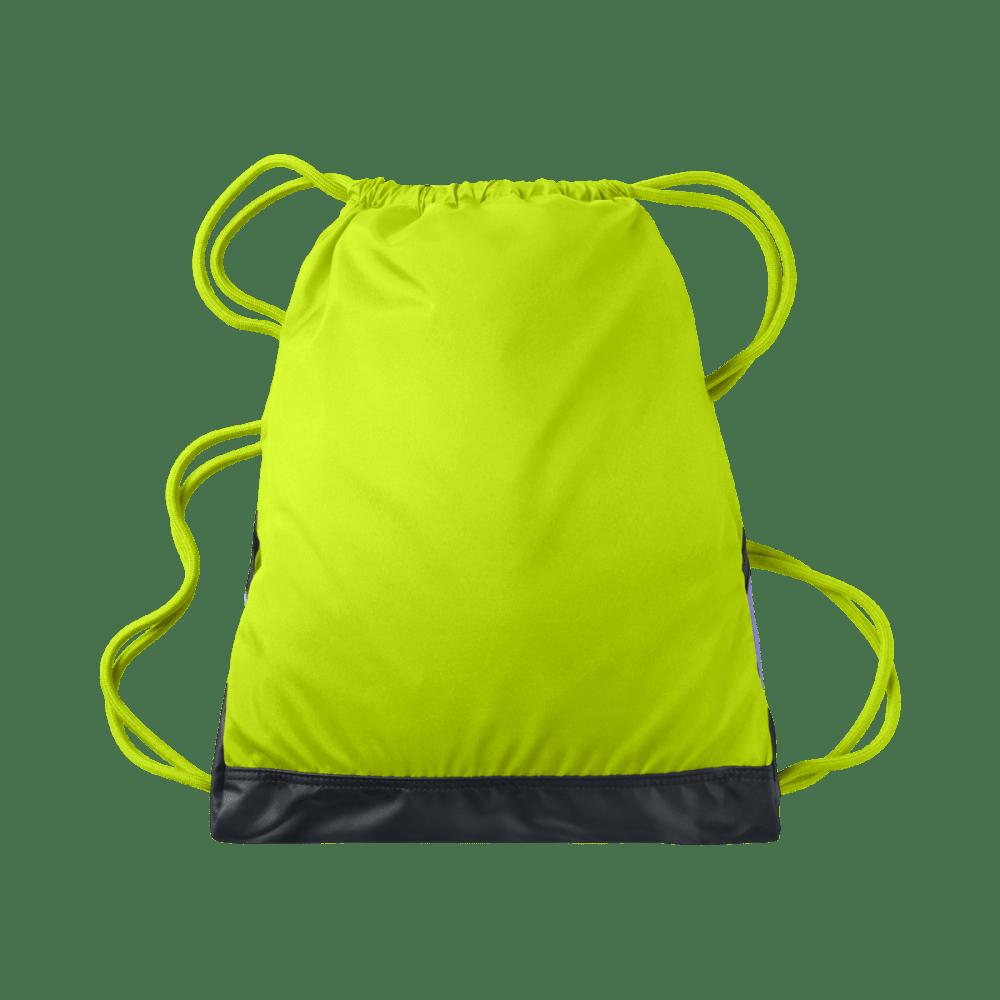 NIKE Women's Varsity Sackpack - BLK/FU BA4733