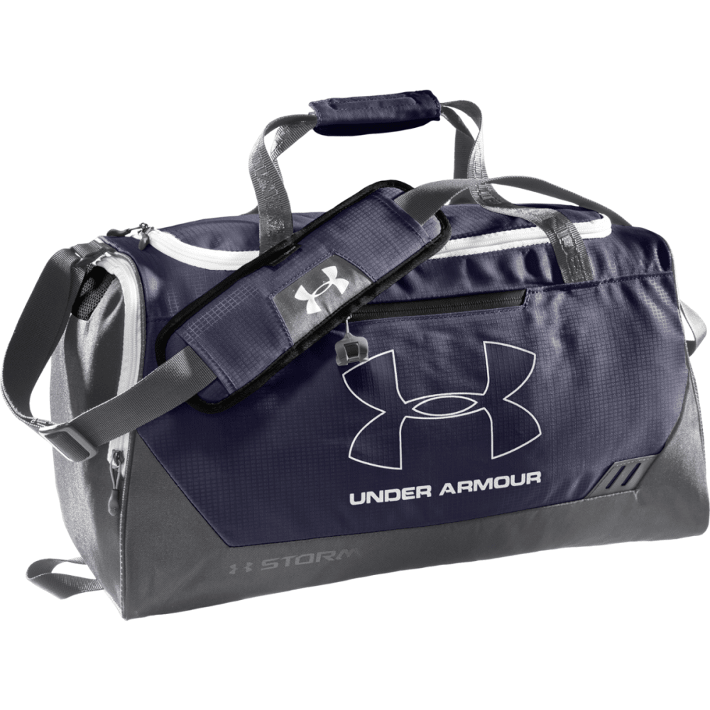 UNDER ARMOUR Hustle-R Storm Duffle - NONE