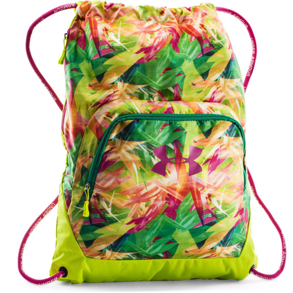 UNDER ARMOUR Exeter Sackpack - JUNGLE PRINT