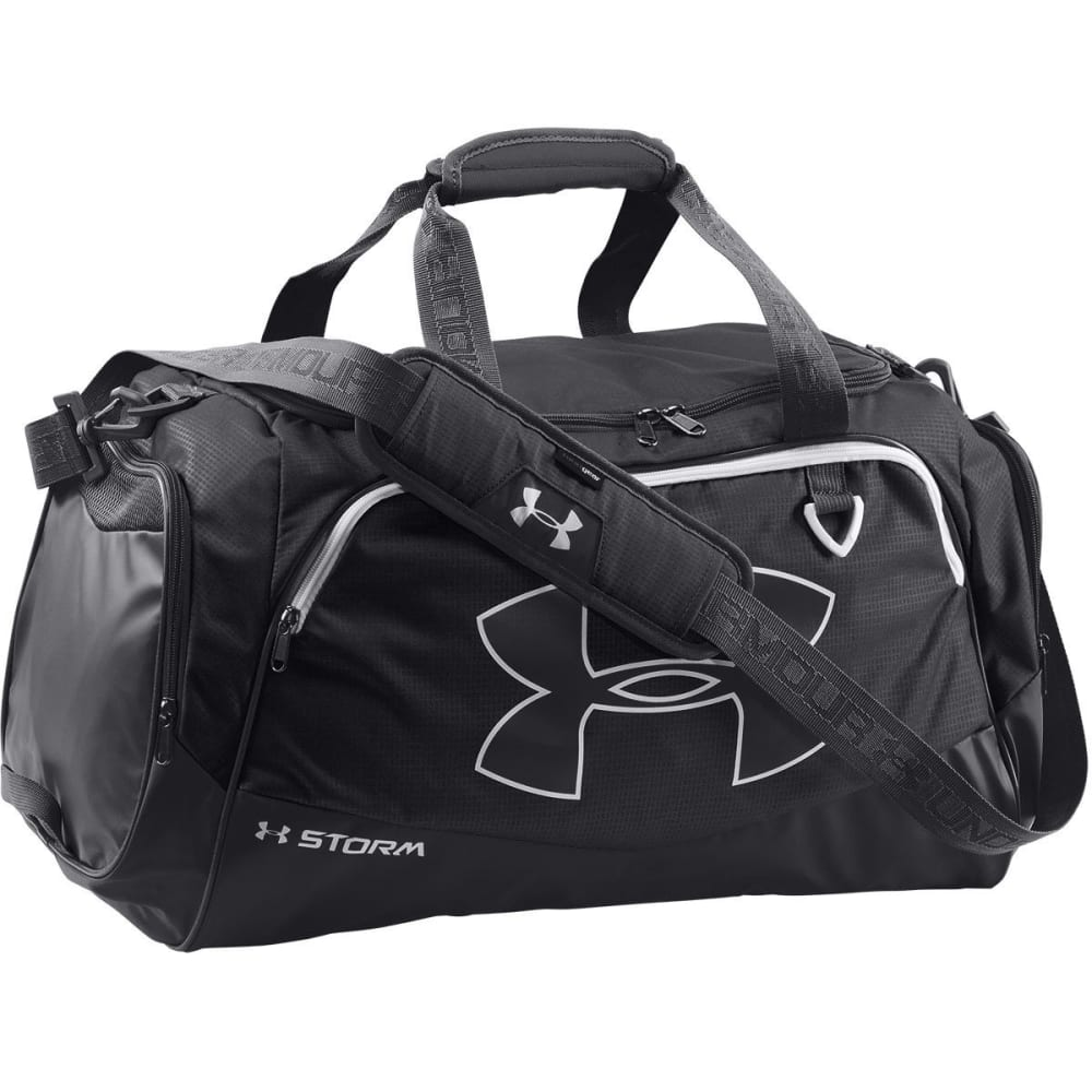 UNDER ARMOUR UA Undeniable Storm Medium Duffle - BLACK-001