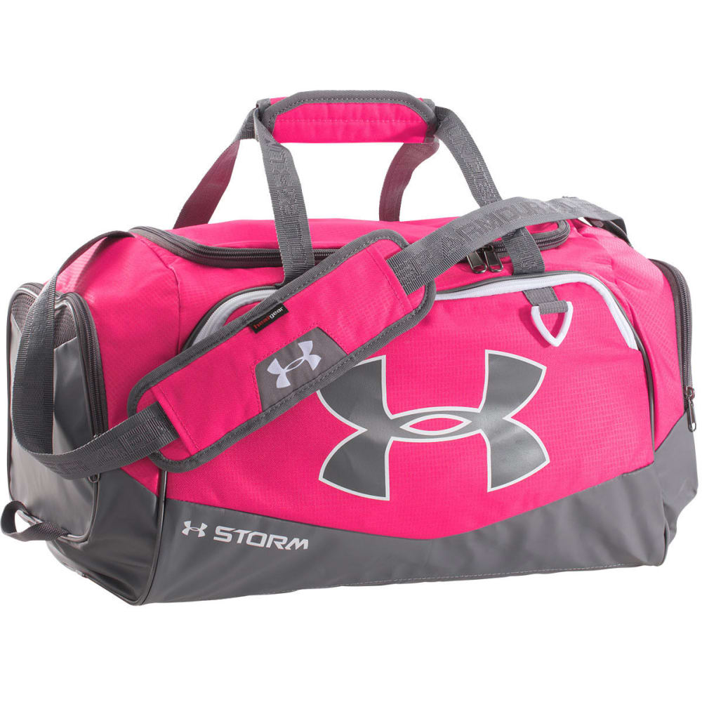 UNDER ARMOUR UA Undeniable Storm Small Duffle - TROPIC PNK-654