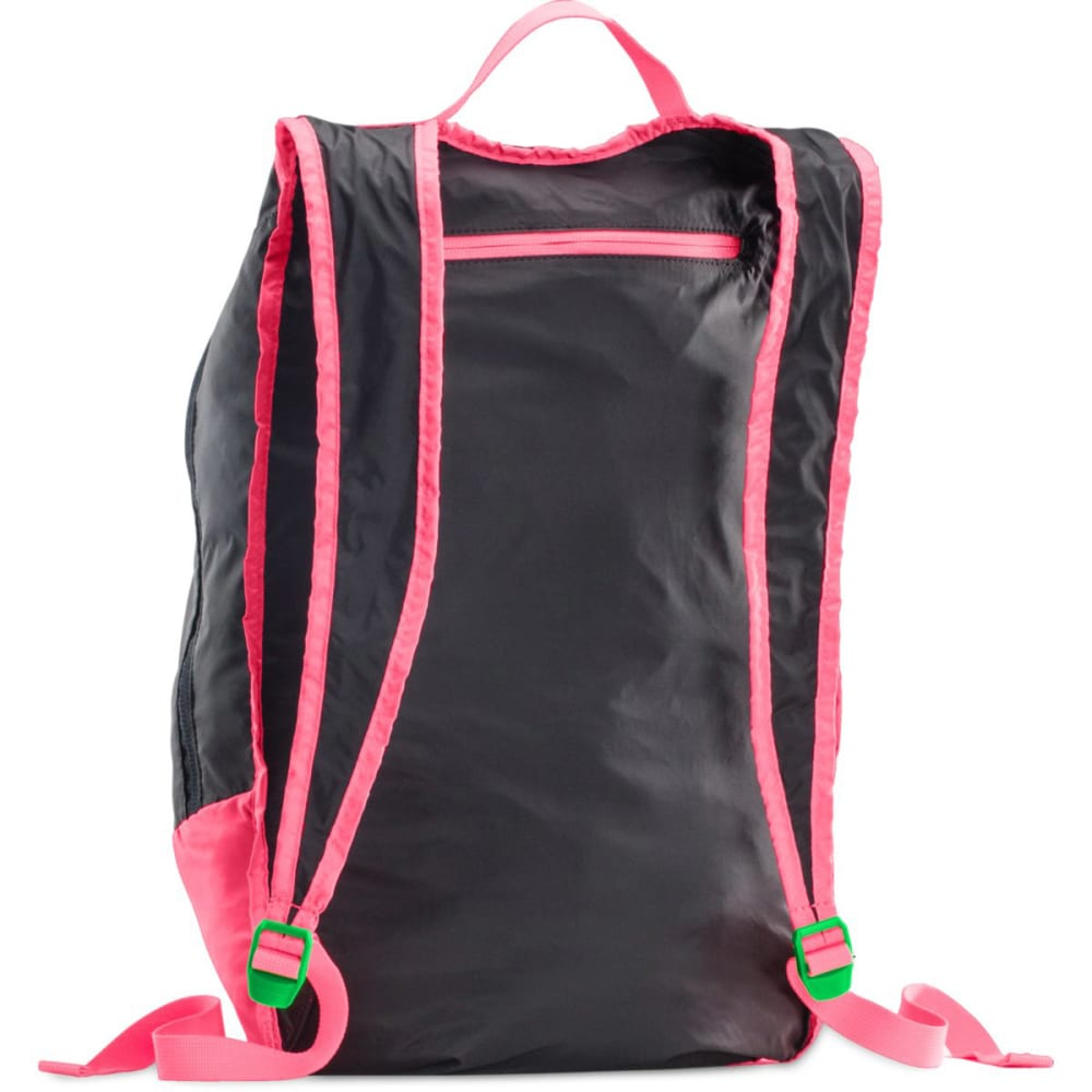 UNDER ARMOUR Adaptable Backpack - BLACK/PINK