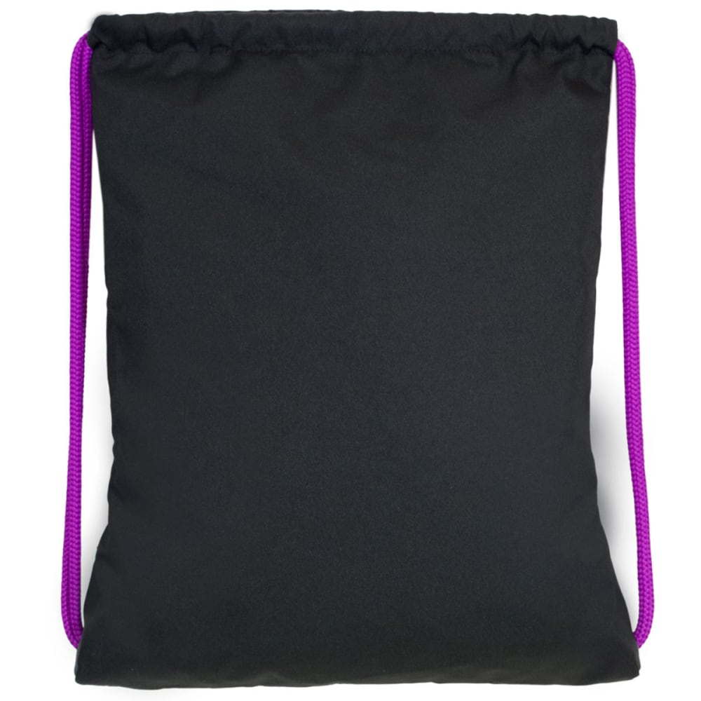 ADIDAS Lightning Sackpack - BLACK/PINK/RED