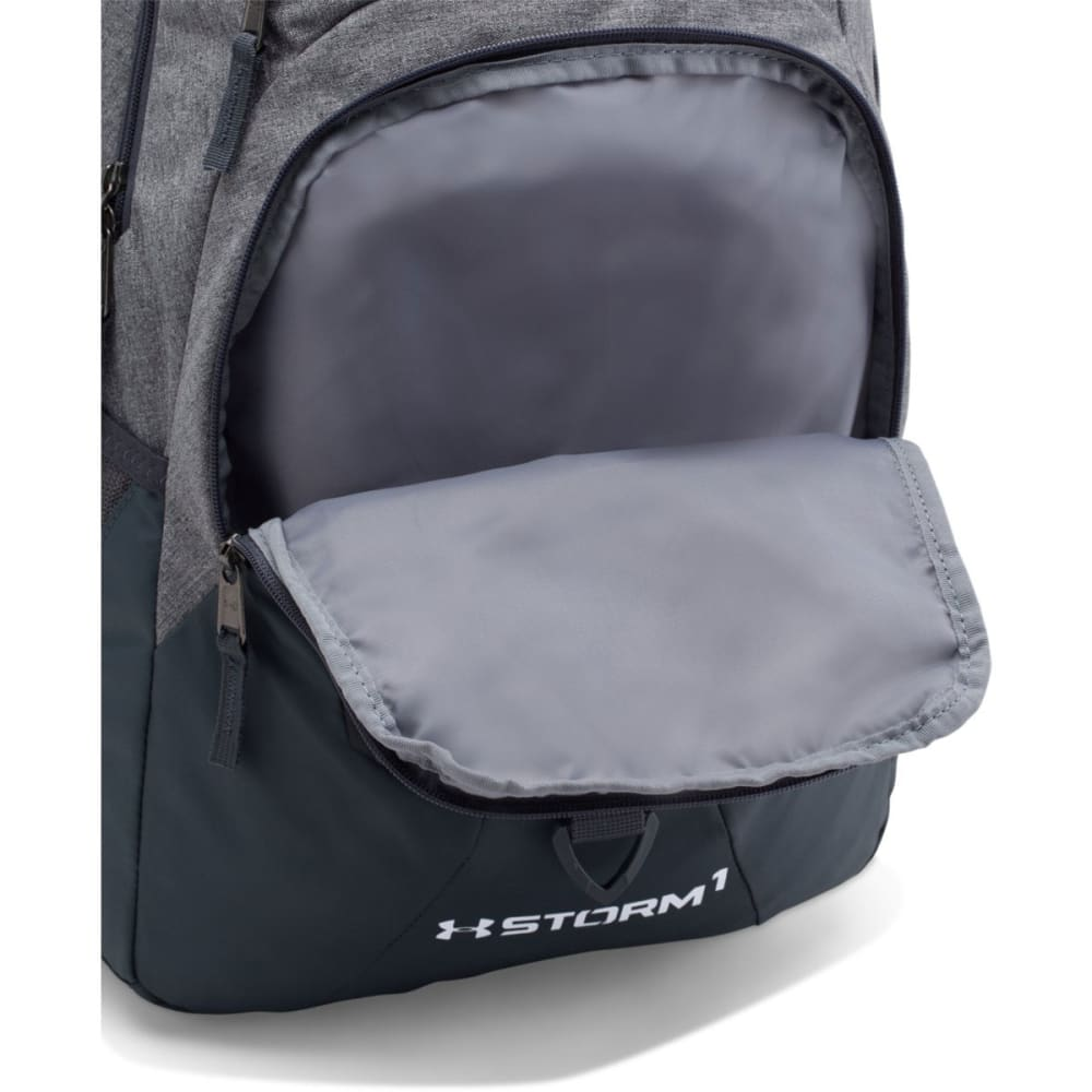 UNDER ARMOUR Recruit Backpack - GRAPHITE HTR 041