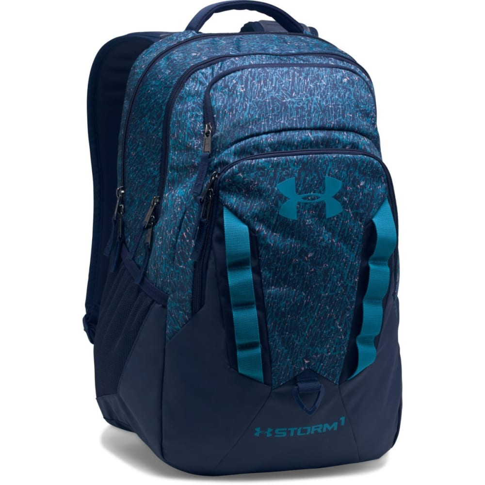 UNDER ARMOUR Recruit Backpack - MIDNIGHT NAVY-411