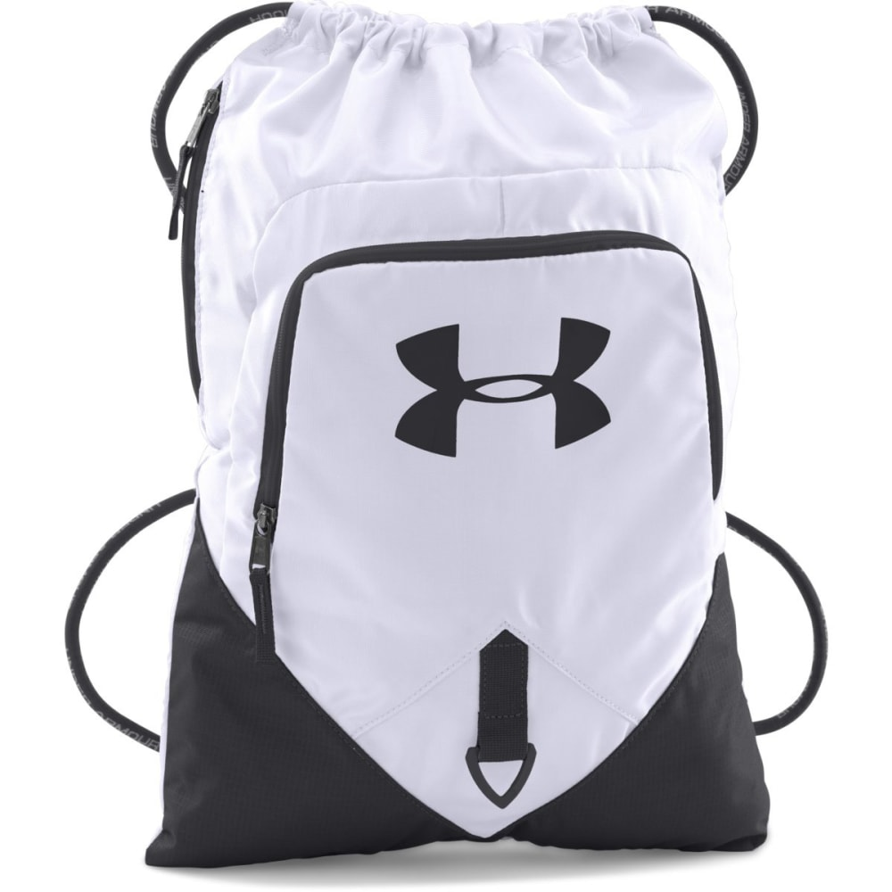 UNDER ARMOUR Men's Undeniable Sackpack - WHITE 100