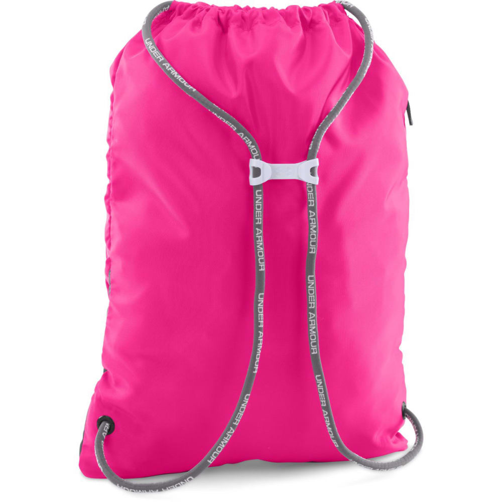 UNDER ARMOUR Men's Undeniable Sackpack - TROPICAL PINK 654