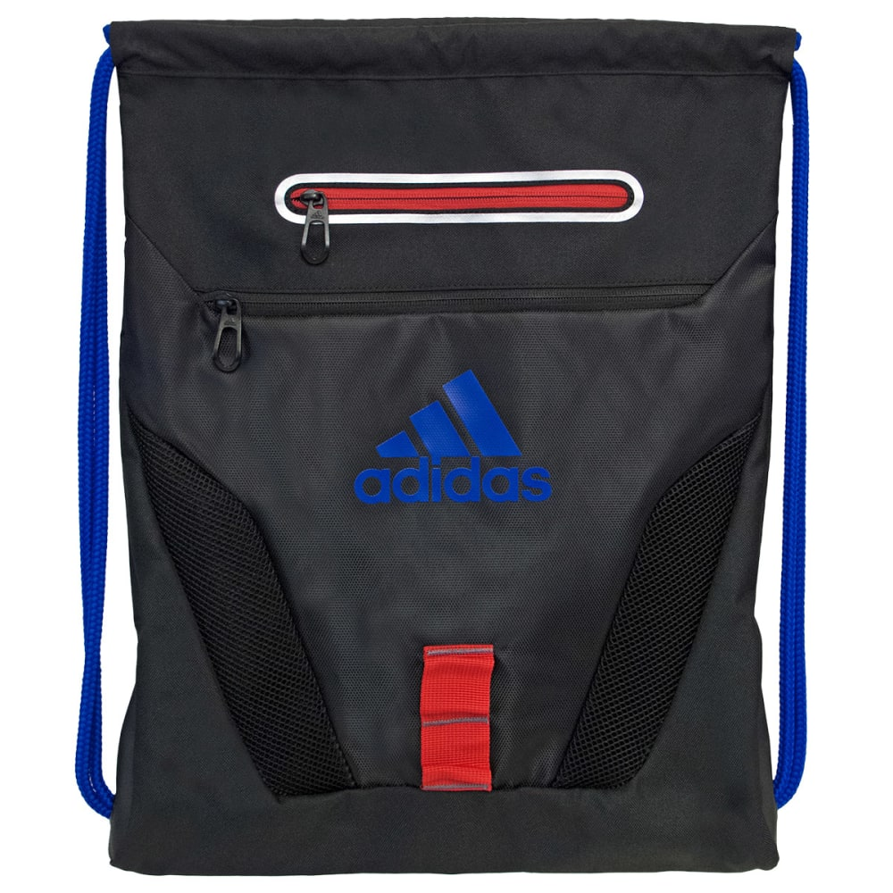 ADIDAS Rumble Sackpack - BLACK/BLUE