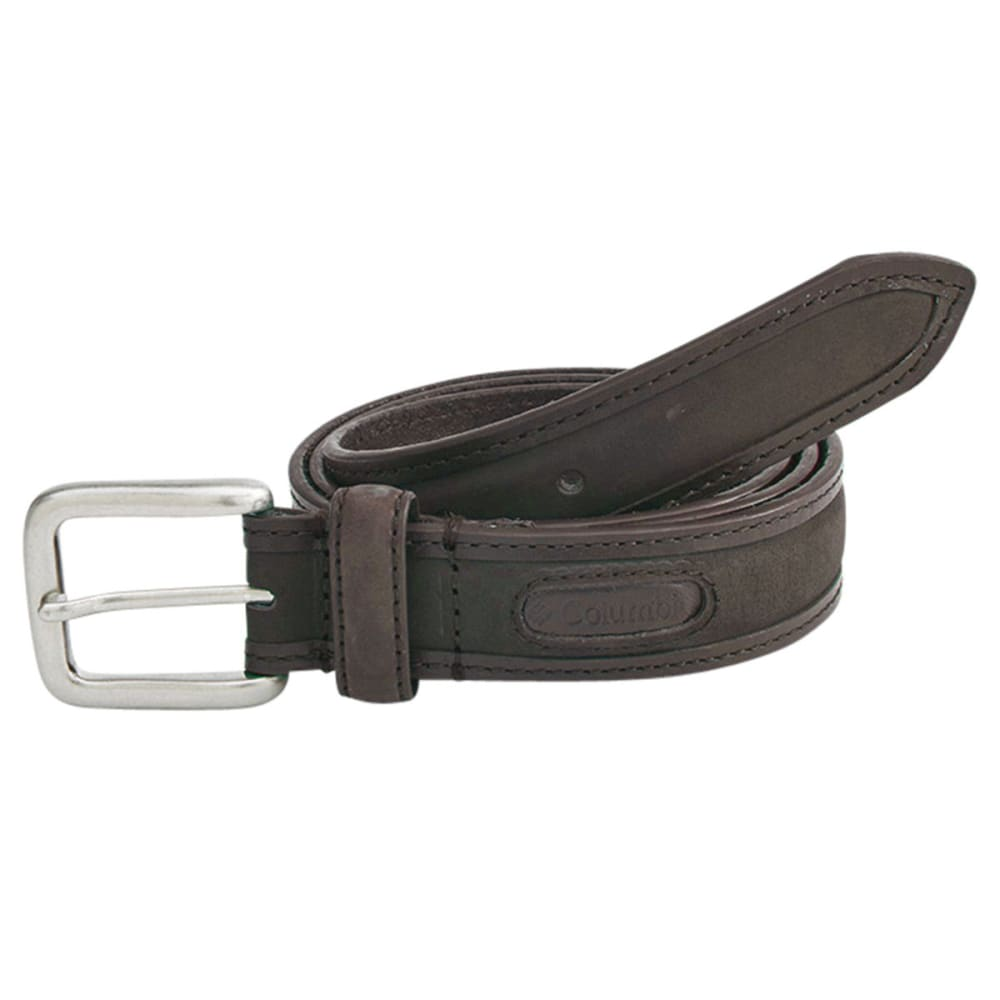 COLUMBIA Men's Stitched Belt 32