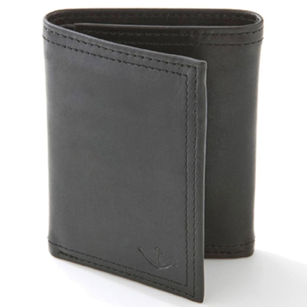 DOCKERS Trifold Wallet - BLACK 001