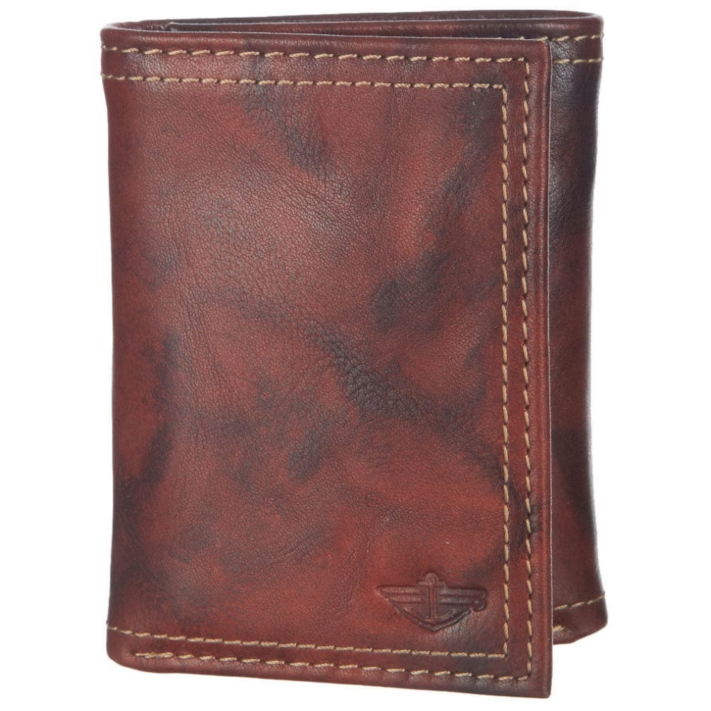DOCKERS Trifold Wallet - BROWN 200