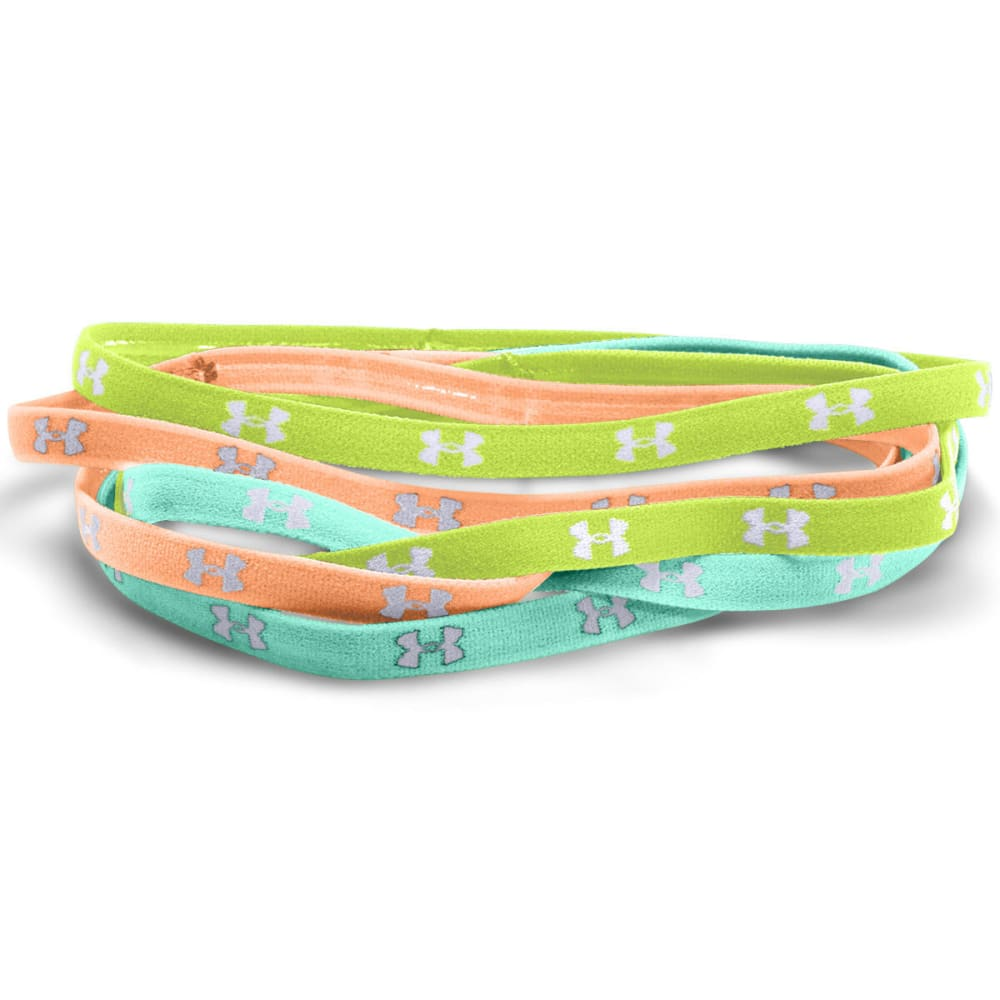 UNDER ARMOUR Women's Mini Headbands - AFTERGLOW