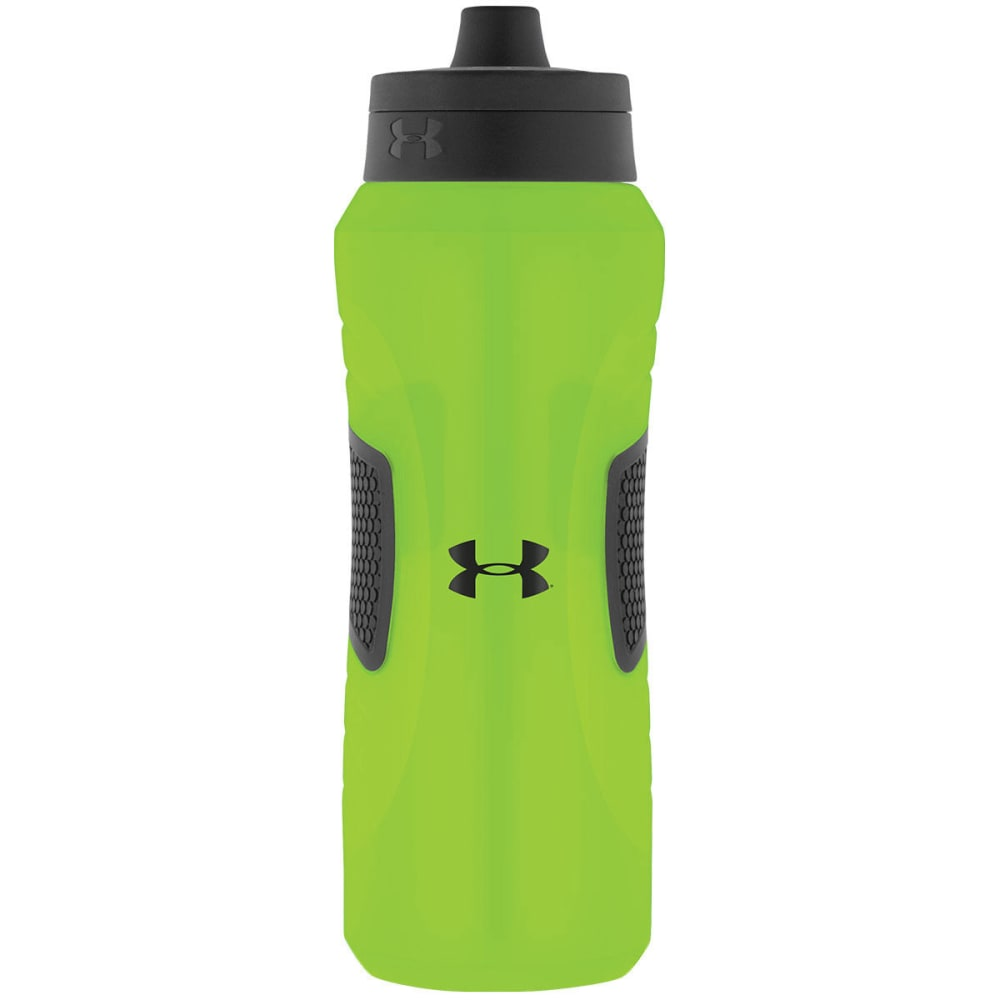 UNDER ARMOUR Squeeze Bottle with Quick Shot Lid - HYPER GREEN HG6