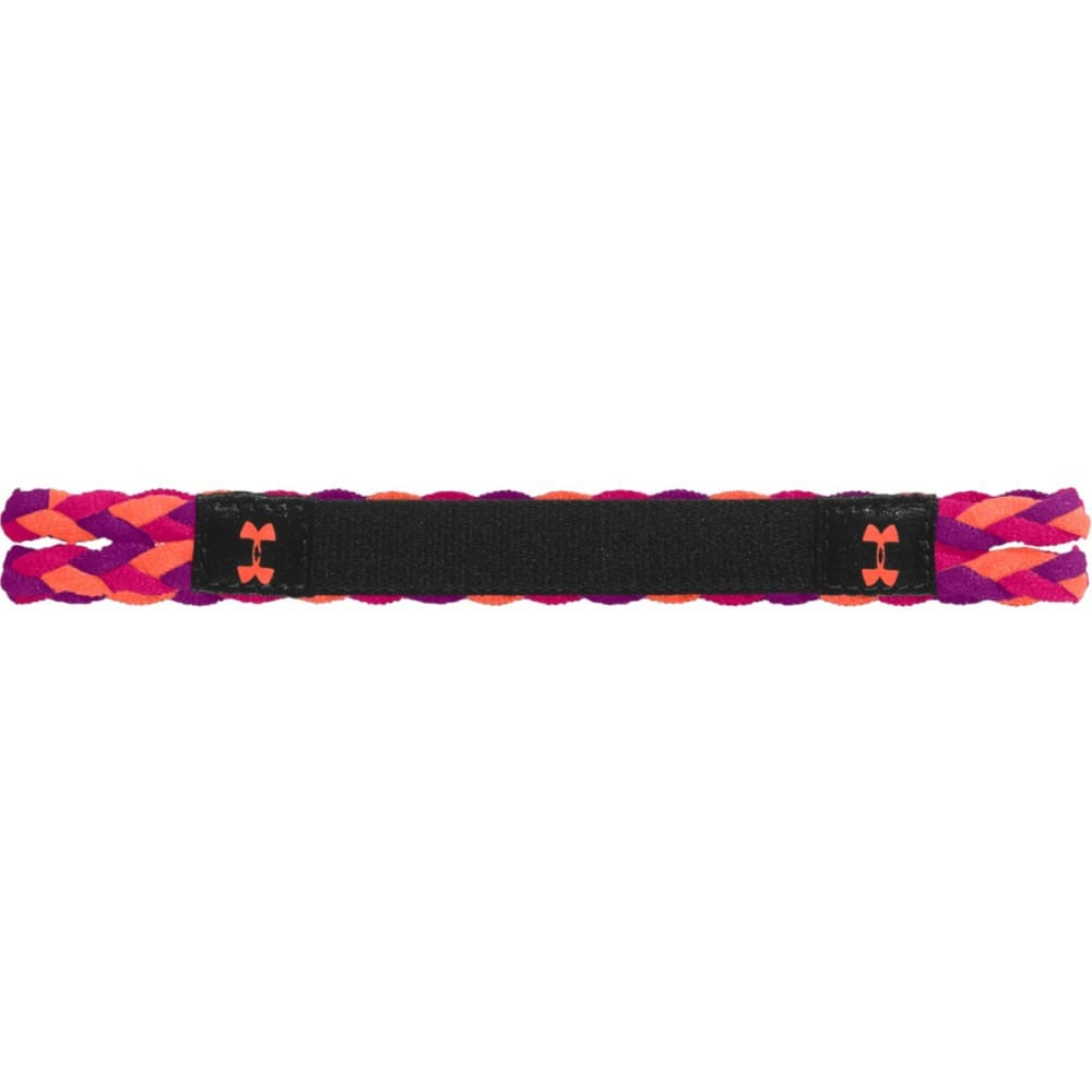 UNDER ARMOUR Women's ParaLux Double Braid Headband - STROBE