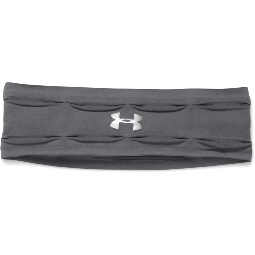 UNDER ARMOUR Women's Perfect Headband - GRAPHITE 040
