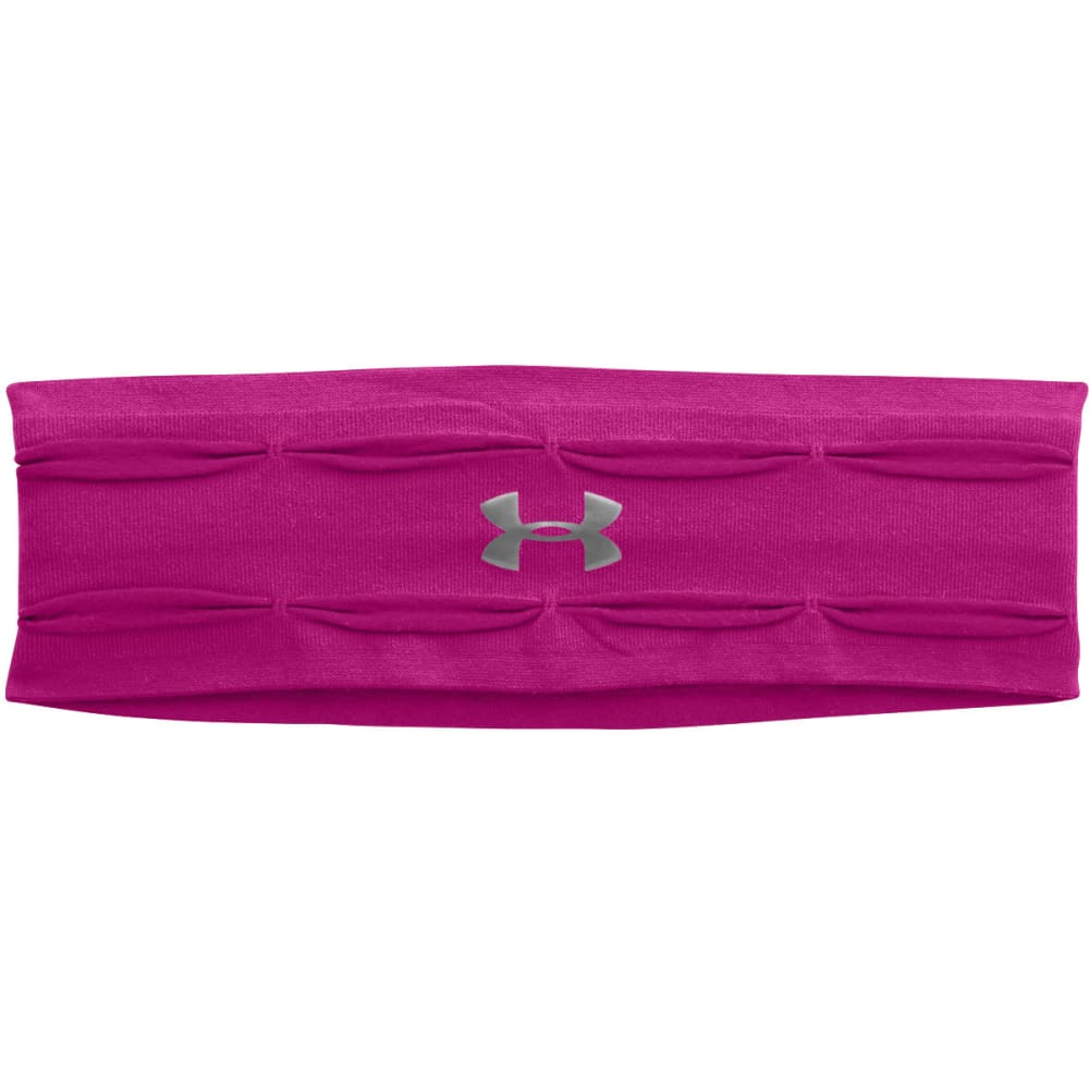 UNDER ARMOUR Women's Perfect Headband - MAGENTA