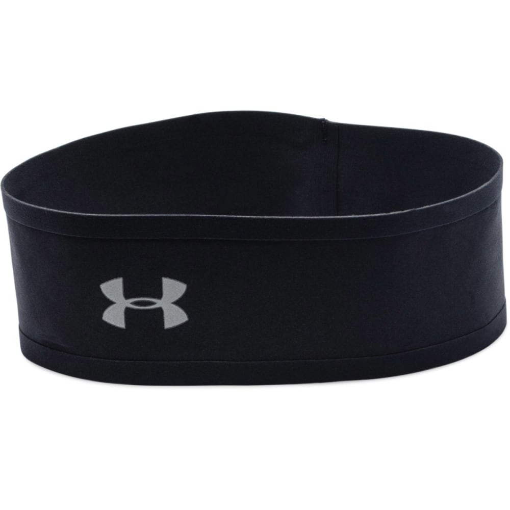 UNDER ARMOUR Women's Fly Fast Headband - BLACK