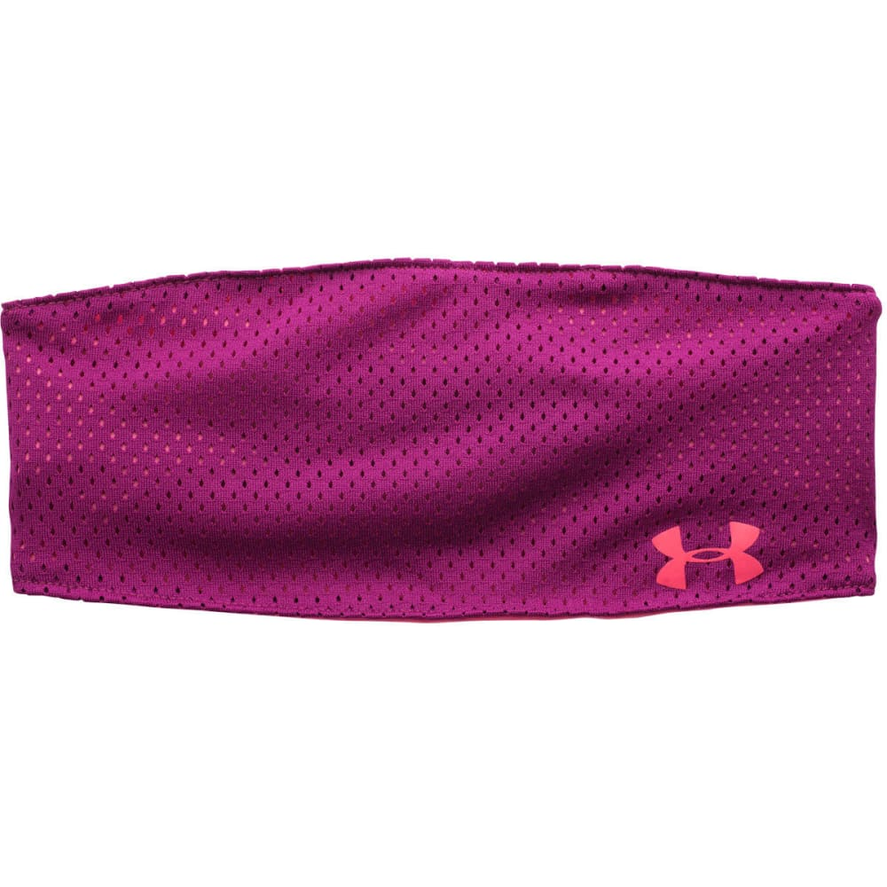 UNDER ARMOUR Women's Won™t Stop Headband - AUBERGINE