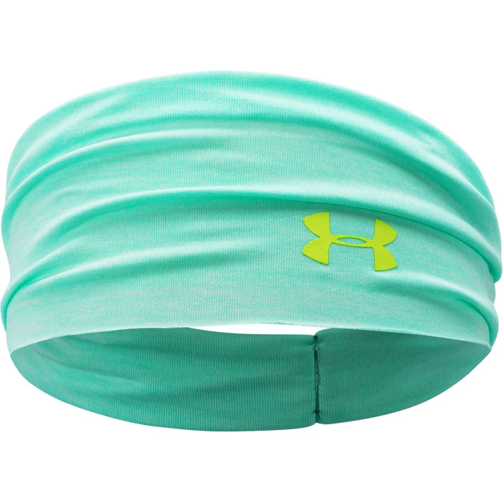 UNDER ARMOUR Women's Boho Headband - CRYSTAL WHITE