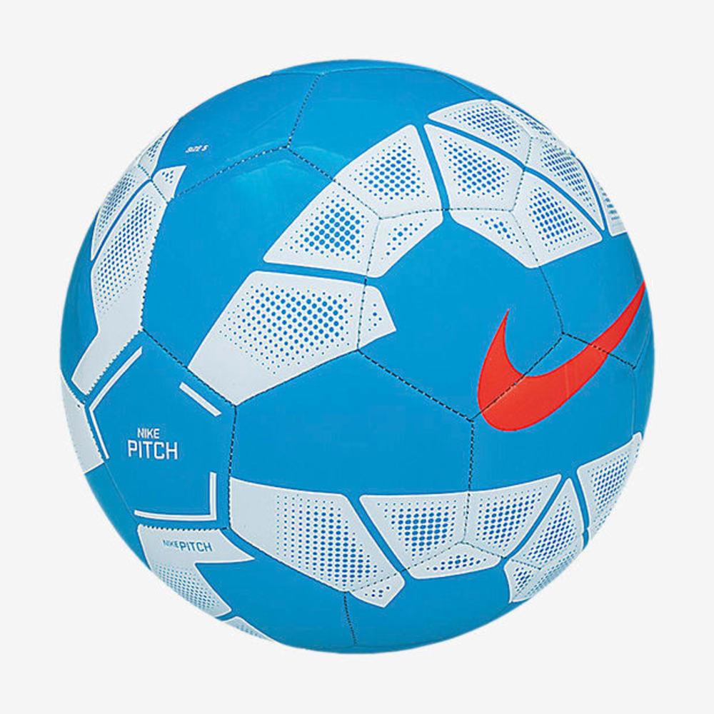 NIKE Pitch Soccer Ball - BLUE