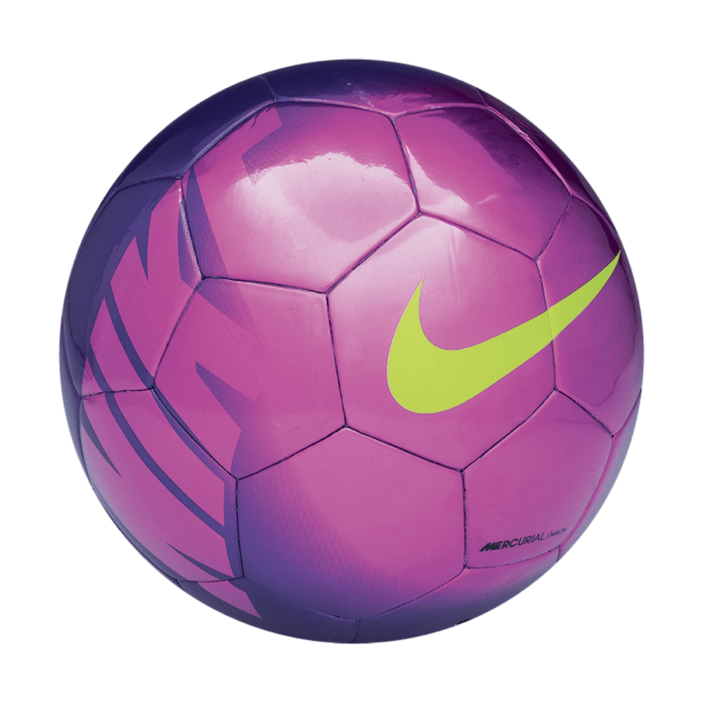 NIKE Mercurial Fade Soccer Ball - BLUE VIOLET