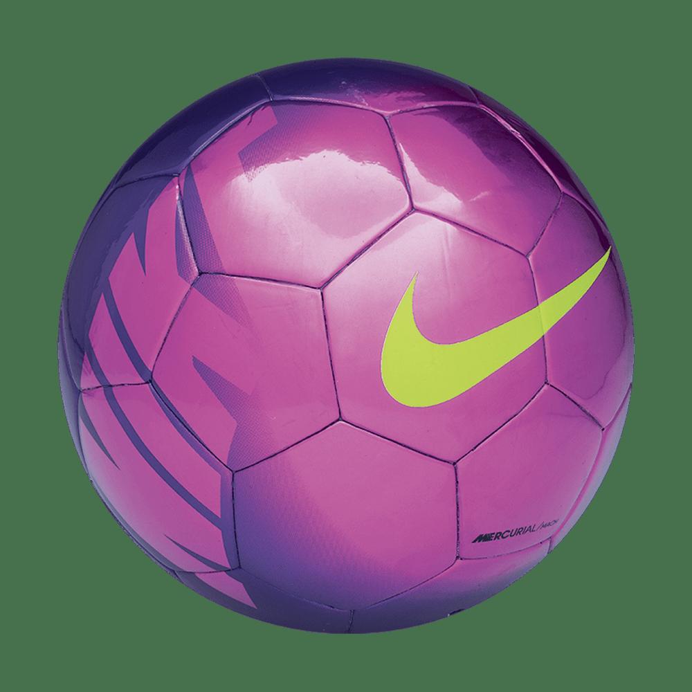 NIKE Mercurial Fade Soccer Ball - BLUE VIOLET
