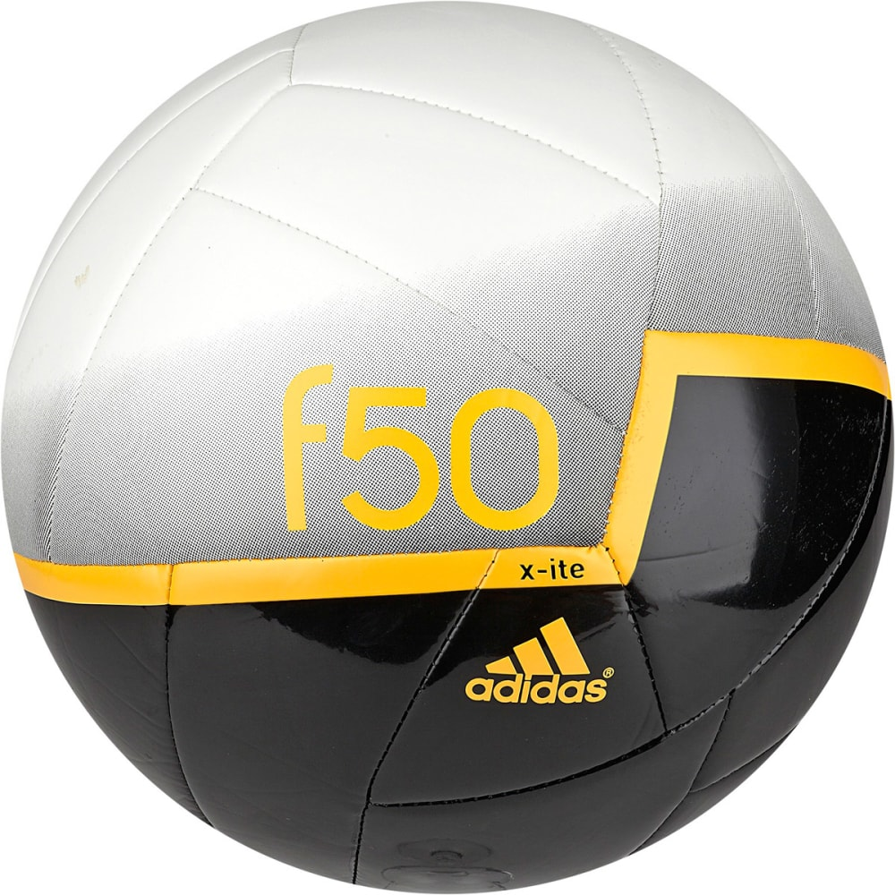 ADIDAS F50 X-Ite Soccer Ball - BLACK PTRND