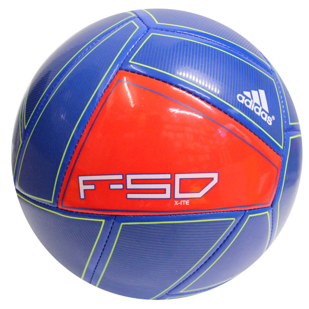 ADIDAS F50 X-Ite Soccer Ball  - NO COLOR