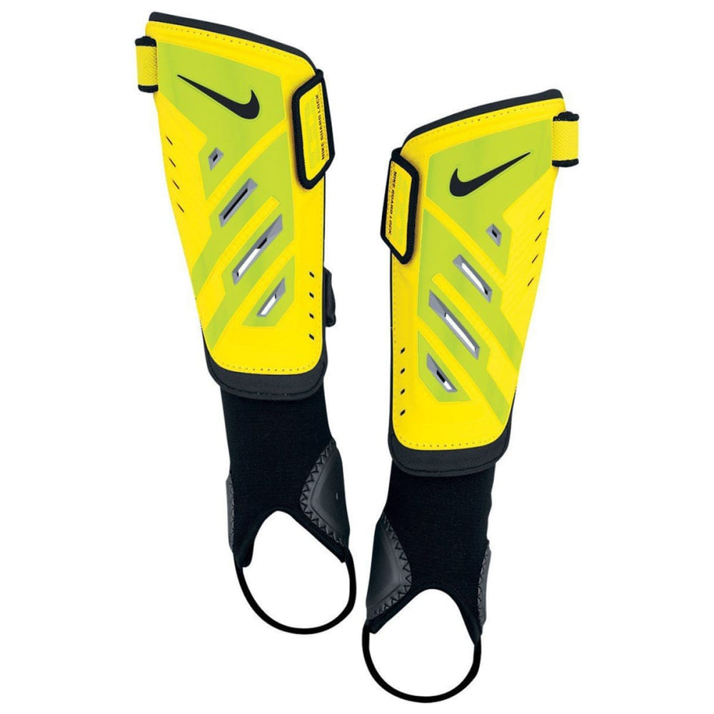 NIKE Adult Protegga Shield Shin Guards - ONYX