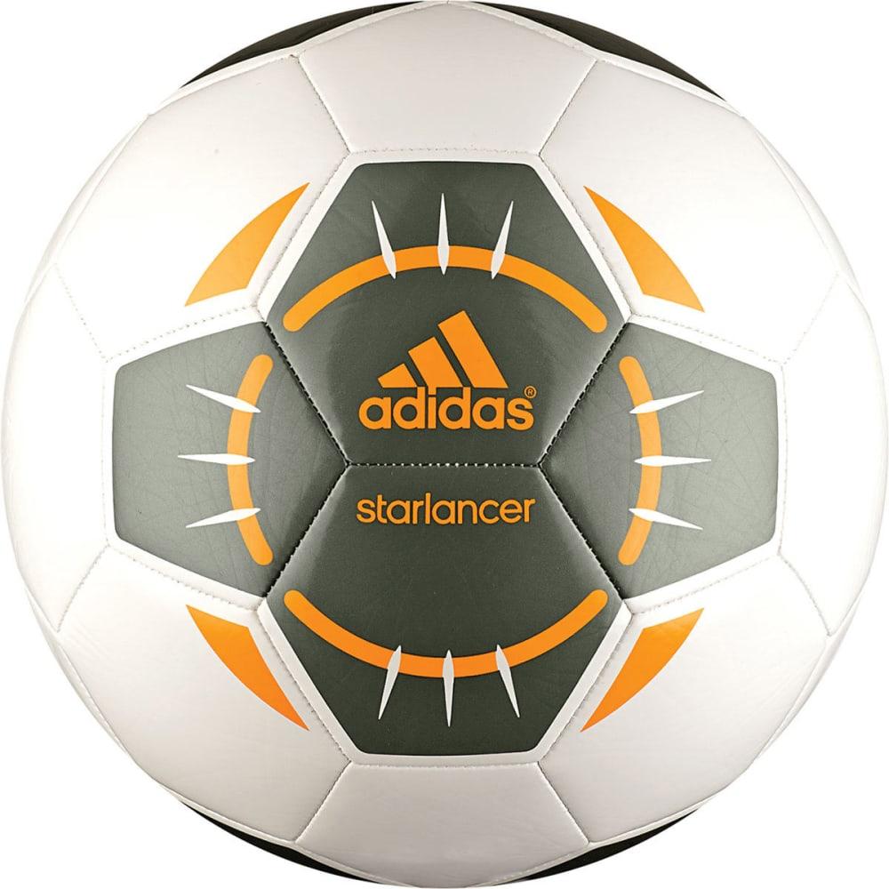 ADIDAS Starlancer IV Soccer Ball - WHITE