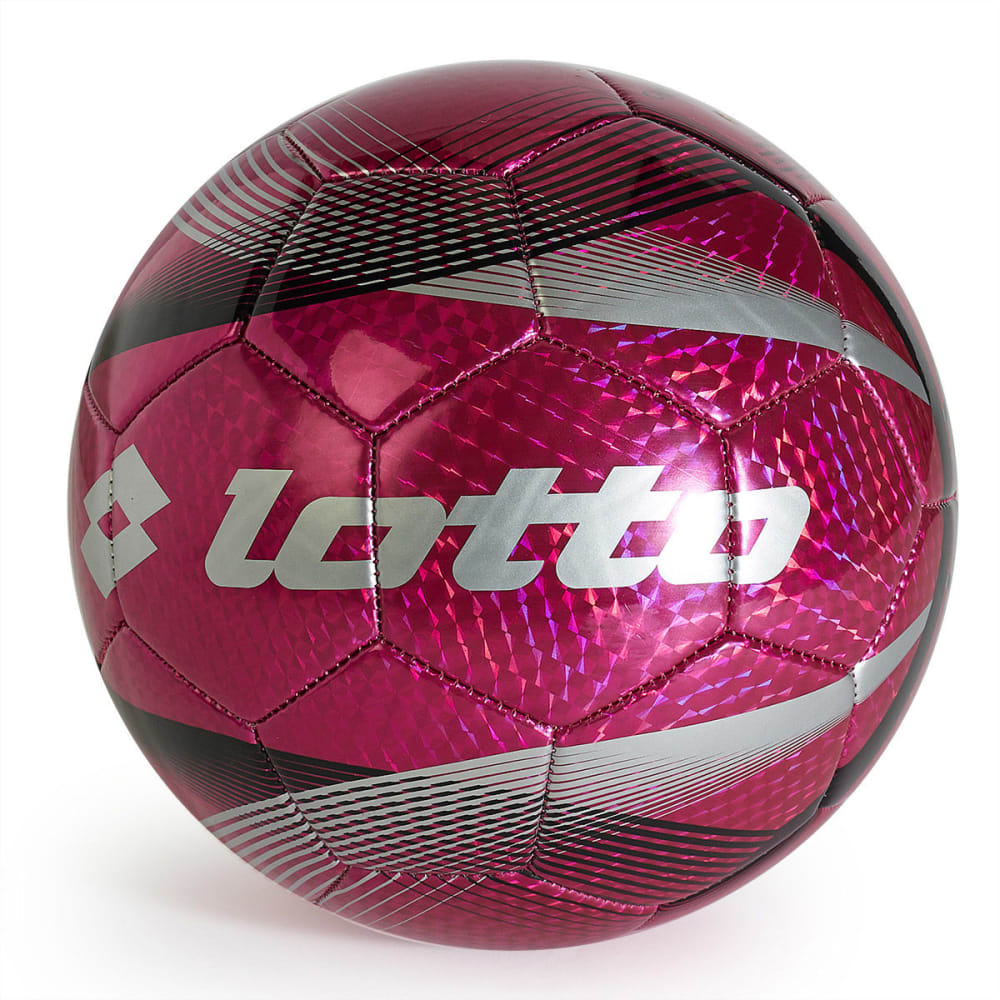 LOTTO Campione Soccer Ball - VALUE DEAL - HOT PINK