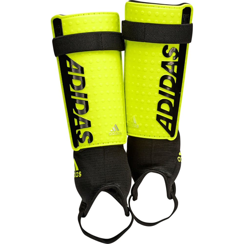 ADIDAS Ace Club Shin Guards - SOLAR/BLACK