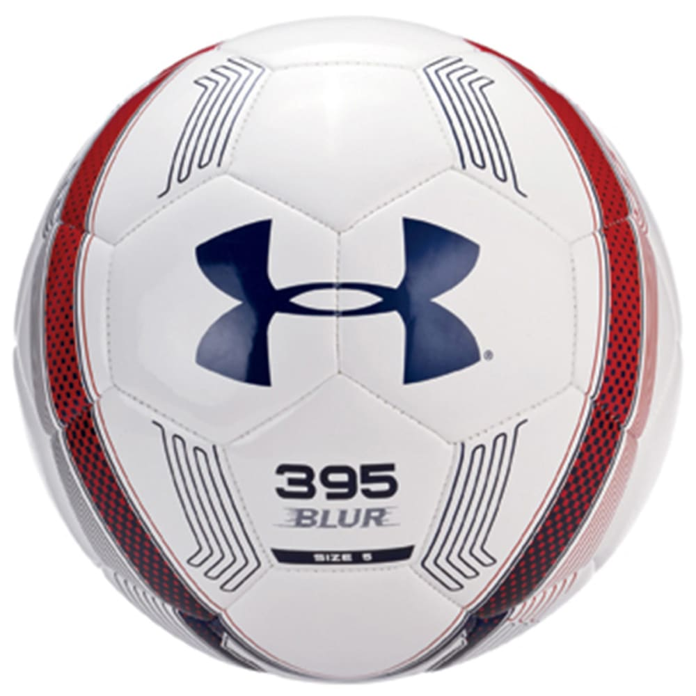 UNDER ARMOUR 395 Soccer Ball - MIDNIGHT/WHITE