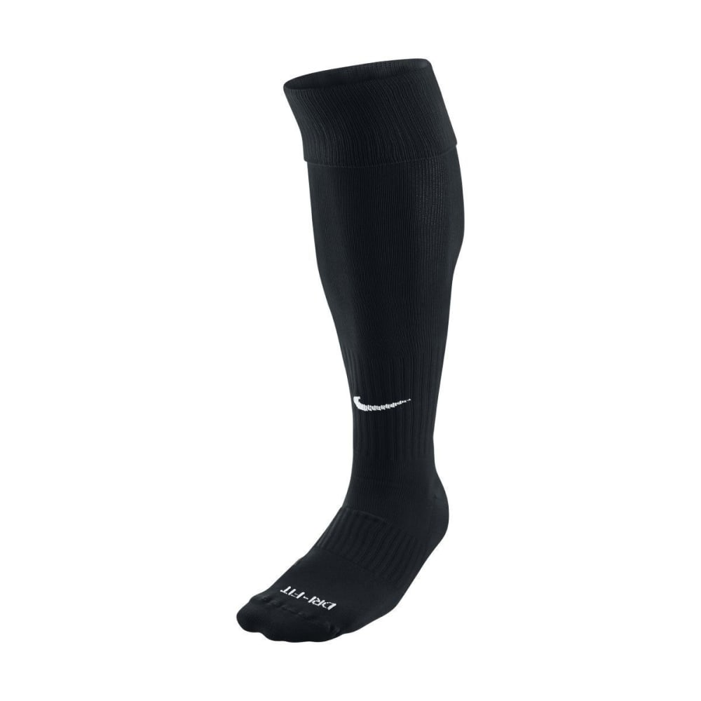 NIKE Youth Shin Sock III Soccer Socks - BLACK/WHITE