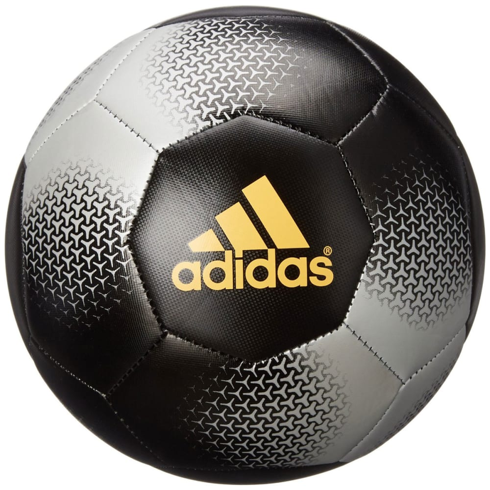 Adidas Ace Glider Soccer Ball - Black, 5