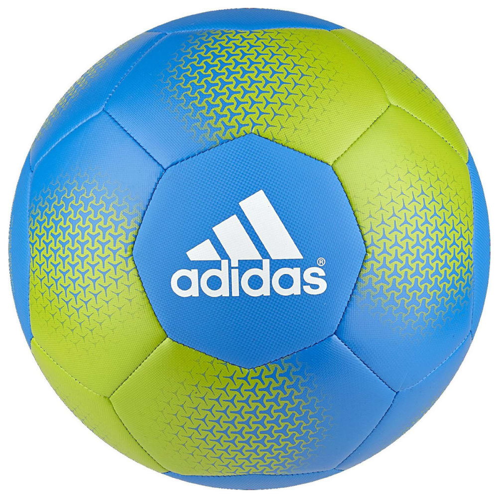 Adidas Ace Glider Soccer Ball - Blue, 5