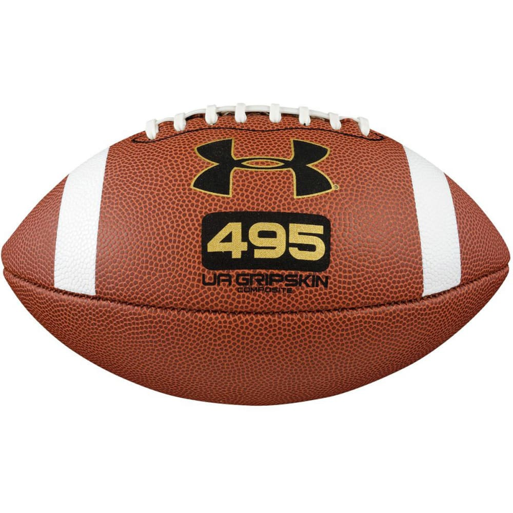 UNDER ARMOUR UA496 Youth Football - BROWN