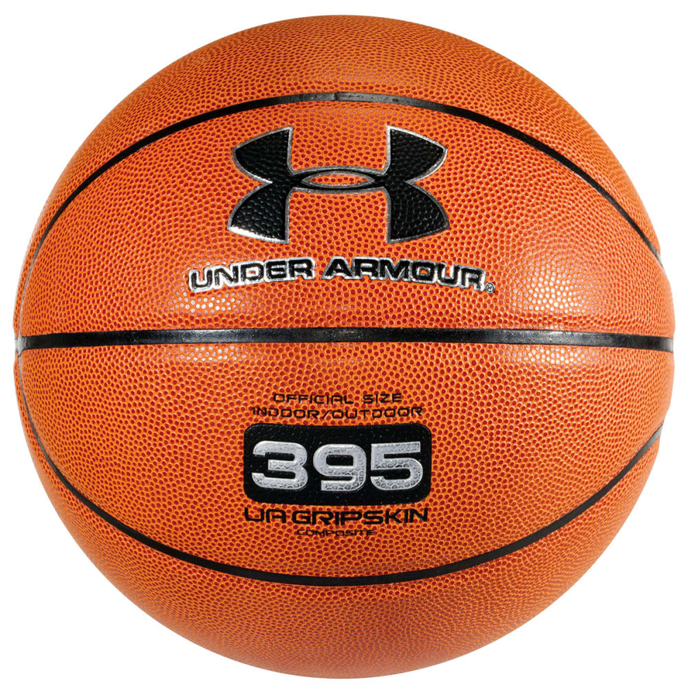 UNDER ARMOUR 395 Basketball - BROWN