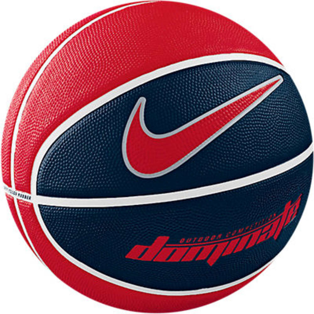 NIKE Dominate Size 7 Basketball - NONE