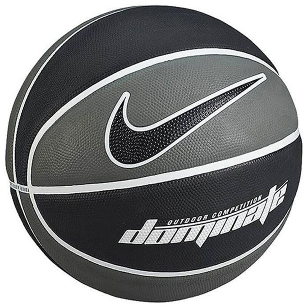 NIKE Dominate Size 7 Basketball - GREY/BLACK sz7